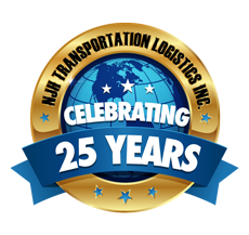 NJH Transportation Logistics Inc. - Celebrating 25 Years